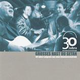 Lobpreis aus dem Glaubenszentrum Bad Gandersheim - Grosses hast Du getan (30 Jahre Glaubensznetrum) 2-CD
