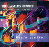 The Carnelian Quartet - Kyrie Eleison
