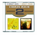 Chris Rice - Amusing / What A Heart Is Beating For 2-CD