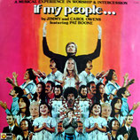If My Peopla : A Musical Experience In Worship & Intercession by Jimmy & Carol Owens - If My People (1975)