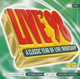 Kingsway Music : Live '98 - A Classic Year Of Live Worship (2-CD)