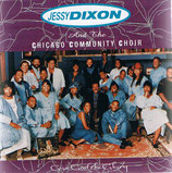 Jessy Dixon & The Chicago Community Choir - Give God The Glory