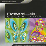 DREAMLAB - Dreamlab Collection : Club Revival / Hymnotica / Technodelic / Tranceformation) 4-CD