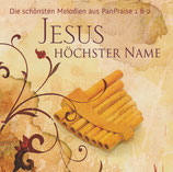 Vitaliy Reutsky & Andreas Baltaga- Die schönste Melodien aus PanPraise 1 & 2 (Jesus höchster Name)