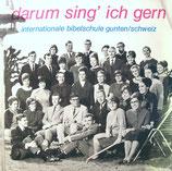 Darum sing' ich gern