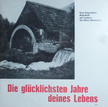 Erich Theis - Die glücklichsten Jahre deines Lebens