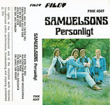Samuelsons - Personlight