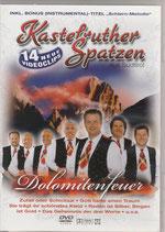 Kastelruther Spatzen - Dolomitenfeuer DVD
