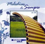 FUSION INKA - Melodias de Siempre vol. III