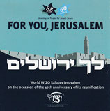Ronit Ophir - For You, Jerusalem
