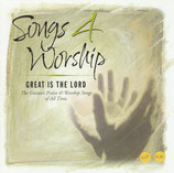 Songs 4 Worship - Great Is The Lord 2-CD