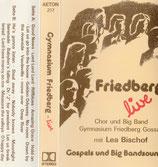 Chor und Big Band Gymnasium Friedberg Gossau - Gospels und Big Bandsound Live