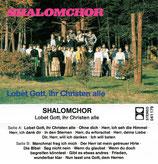 SHALOMCHOR - Lobet Gott, ihr Christen alle