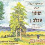Eliezer Rosenfeld and The Recorders - Hanigun She'balev 1