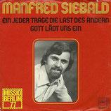 Manfred Siebald - Ein jeder trage