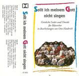 Kleiner Bläserchor des Pfälzischen Gemeinschaftsverbandes - Sollt ich meinem Gott nicht singen (Ltg.: Günter Buhl)