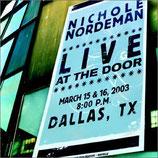 Nichole Nordeman - Live At The Door