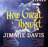 Jimmie Davis - How Great Thou Art