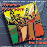 """Chor """"Ton Peuple Te Loue"""", J.-F.Bussey - Hommes de ce pays / Männer im Land (Live Lobpreis)"""