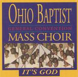 Ohio Baptist General Convention Mass Choir - It's God