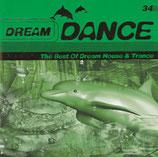 Dream Dance Vol.34  (2-CD)