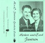 Herbert & Carol Jantzen - Geistliche Lieder 2