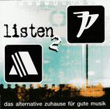 Asaph Musik Sampler : listen 2 - das alternative zuhause für gute musik