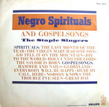 Staple Singers - Negro Spirituals And Gospelsongs