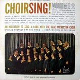 The Paul Mickelson Choir - Choirsing Vol.2