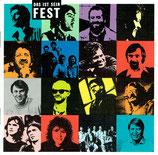 Pila Music - Das ist sein Fest (Christival 88) - Dieter Falk,Cae Gauntt,Manfred Siebald,Arno+Andreas,Clemens Bittlinger,Jan Vering,Charlotte Höglund,Damaris Joy,Augenblicke,...