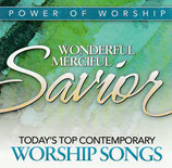 Power Of Worship : Wonderful Merciful Savior - Today's Top Contemporary WORSHIP SONGS (Word)