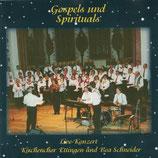 Kirchenchor Ettingen und Bea Schneider - Gospels und Spirituals