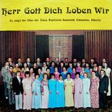 Chor der Zions Baptisten Gemeinde Edmonton - Herr Gott Dich loben wir