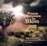Pour l'amour de Sion