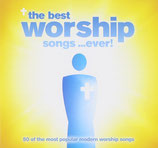 The Best Worship Songs Ever 3-CD-Box