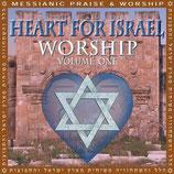 Heart For Israel Worship Volume One (Messianic Praise & Worship)