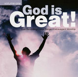 God Is Great! - Live Recording New Songs Extravagant Worship Volume One (ICC)