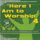 Kingsway Music : Here I Am To Worship 4 - 32 new live recordings (2-CD)