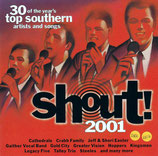 Shout! 2001 : 30 of the year's top southern artists and songs 2-CD