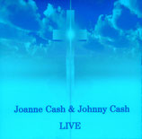 Johnny Cash & Joanne Cash - Live