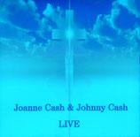 Johnny Cash & Joanne Cash - Live