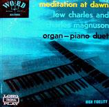 Lew Charles & Charles Magnuson - Meditation At Dawn