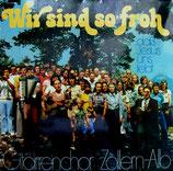 Gitarrenchor Zollern-Alb - Wir sind so froh