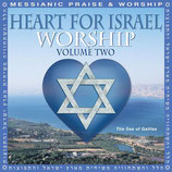 Heart For Israel Worship Volume Two (Messianic Praise & Worship)