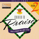 Created To Praise - Song of Worship You'll Want To Song 2 (Called To Worshipe Series) Split-Trax