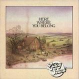 Living Sound - Here Where You Belong