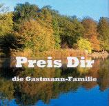 Gastmann Familie - Preis Dir (CD)