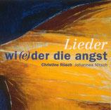 Christine Rösch / Johannes Nitsch - Lieder wi(e)der die Angst