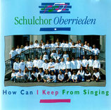 Schulchor Oberrieden - How Can I Keep From Singing
