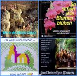 LP-Combo: 4 Lp's von Herold Sahm mit Singgruppe